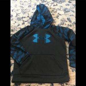 Under armour boys (M) hoodie